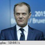 SUMMIT – Donald Tusk cere G7 sa-si 'reconfirme unitatea' in privinta sanctiunilor impotriva Rusiei