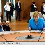 DECIZII – Obama si Merkel au convenit ca sanctiunile impotriva Rusiei trebuie mentinute