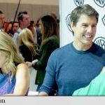 ASEMANARE – Noua prietena a lui Tom Cruise seamana izbitor cu fosta lui sotie Katie Holmes