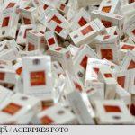 CERCETATI – 20 persoane retinute in urma perchezitiilor la contrabandisti de tigari, in dosarul cu prejudiciu de 2,5 milioane lei