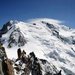 CANICULA IN EUROPA – Avertizare de caderi de pietre si alunecari de teren pe Mont Blanc