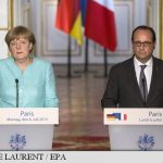 "GRECIA –  Hollande si Merkel lasa ""deschisa usa pentru discutii"", insa ii cer Atenei ""propuneri serioase"""