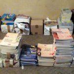 INVATAMANT – Ultimele manuale primite de la edituri au fost trimise la scolile din Maramures. Toti elevii vor avea carti pe banci la inceputul anului scolar
