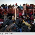 PROBLEME – Peste 5.800 de imigranti, un numar-record, au intrat duminica in Ungaria