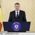 DECLARATIE – Iohannis: Daca UE ne impune mai multi refugiati este posibil sa folosim fonduri europene