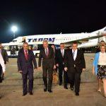 VIZITA – Noul ambasador al SUA a sosit la Bucuresti