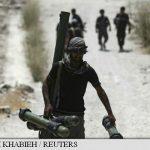 SUA – Pentagonul confirma sosirea in Siria a 70 de rebeli antrenati de militari americani