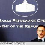 INTERDICTIE – Serbia interzice intrarea autovehiculelor de transport marfa si produselor croate pe teritoriul ei