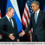 INTELEGERE – Obama si Putin au convenit ca fortele lor armate sa poarte discutii pentru a evita conflicte in Siria