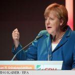 SONDAJ – Germania: Conservatorii, la cel mai scazut nivel din ultimul an, pe fondul crizei refugiatilor