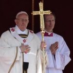 IN MEMORIAM – Papa Francisc a oficiat o slujba in memoria victimelor atentatelor din 11 septembrie 2001