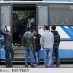 CROATIA – Cel putin 600 de imigranti au sosit in Slovenia
