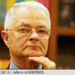 VIZAT – Fostul director al SRI Virgil Magureanu s-a prezentat la Parchetul General