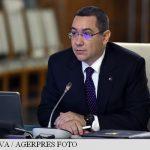 OPINIE – Ponta despre rectificare: Acord Guvern-Coalitie pentru agricultura, sanatate, autoritati locale