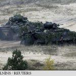 MANEVRE – Tancuri si tunuri americane, in Estonia