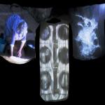 Maşina de spălat este vedeta instalaţiei expuse la Bruxelles de artista Adina Ionescu-Muscel