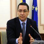 Ponta: Credeam că m-am înţeles cu Dragnea: susţin Guvernul, susţin PSD, nu-l susţin pe el