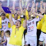 Minaur Baia Mare a cucerit Cupa României la handbal masculin după 16 ani,acum 2 ani