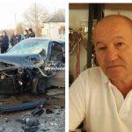 Antrenorul de judo Vasile Salincean a decedat in urma unui accident rutier