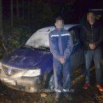 Ţigări transportate cu Dacia Logan. Focuri de armă pe drumul dintre Budeşti şi Cavnic