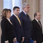 Ce n-a spus presedintele Iohannis despre noul guvern