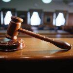 Oficial, vacanță judecătorească