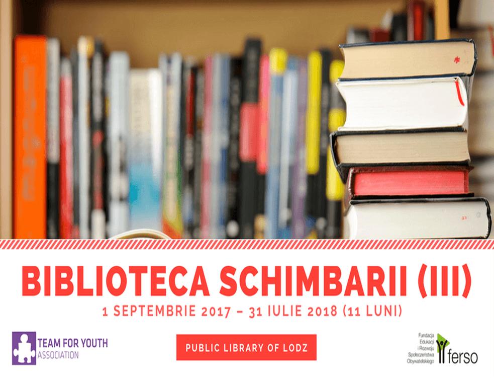 Biblioteca-Schimbării-III
