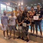 Podium pentru polițiștii maramureșeni la Campionatul de Înot al MAI