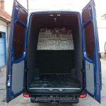 15.000 de pachete de țigări de contrabandă, descoperite și confiscate de I.T.P.F. Sighetu Marmației