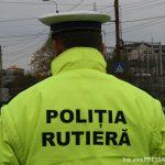 115 abateri rutiere constatate și sancționate, într-o singură zi