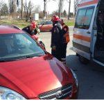 Accidente în lanţ pe drumurile din Maramureş
