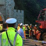 Accident rutier teribil în China, soldat cu 49 de victime