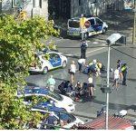 Doi români  răniţi în atentatul din Barcelona