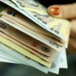 Salarii în avans pentru bugetari