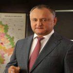 """Igor Dodon, președintele Republicii Moldova: """"Sunt convins că nu putem supraviețui fără un parteneriat cu Rusia"""""""