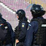La datorie ! Jandarmii supraveghează competițiile sportive din acest sfârșit de săptămâna