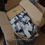 """""""Contrabanda 2017"""" la final ! Traficul ilegal de ţigări rămâne principala problemă la frontiera cu Ucraina"""