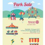 Park Sale – Târg caritabil în Parcul Municipal Regina Maria