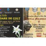 Gala de folk şi artă medievală la Sighetu Marmaţiei