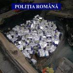 Traficul de ţigări, principala problemă a lucrătorilor de la frontiera maramureşeană