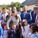 Oficialități județene și centrale, prezente la deschiderea noului an scolar la Școala Gimnazială din Vișeu de Jos