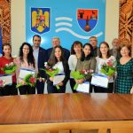 La final ! Tinerii admişi în programul de internship din administraţie şi-au finalizat pregătirea
