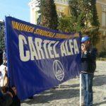 În stradă ! Sindicaliştii Cartel Alfa dau tonul acţiunilor protestare de toamnă