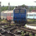 În grafic ! Traficul feroviar între Dej şi Gherla se desfășoară după program