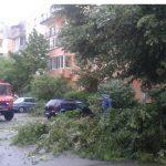 În sfârşit ! Comitetul judeţean pentru Situaţii de Urgenţă a facut bilanţul după furtună !