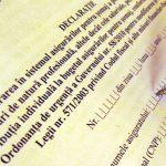 Termen limita ! Ultima zi pentru depunerea declaraţiei de venit a angajaţilor part time