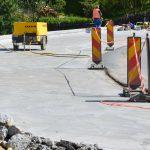 La anu' ! Este termenul de finalizare al lucrărilor pe DN 18  în zona Borşa
