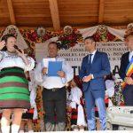 """Presedintele Consiliului judetean Maramures la întâlnirea """"Fiilor satului de la Nănești"""", eveniment aflat la a V-a ediție"""