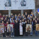 Delegatie maramureşeană la Întâlnirea Tinerilor Ortodocşi