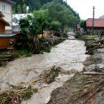 Cod galben de inundaţii pe râurile din Maramureş ! Vezi unde şi cât este valabilă avertizarea